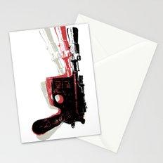 Blaster (Left) Stationery Cards