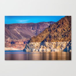 Lake Meade Canvas Print