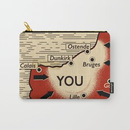 We Surround You Carry-All Pouch