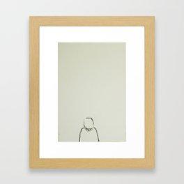 First Attempt Framed Art Print