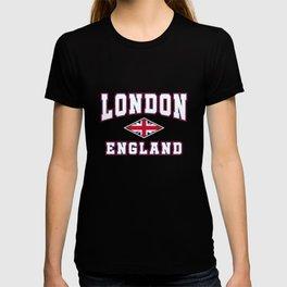 London England United Kingdom Gift Idea T-shirt