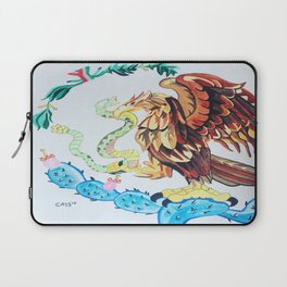 The Wings of Mexico Laptop Sleeve