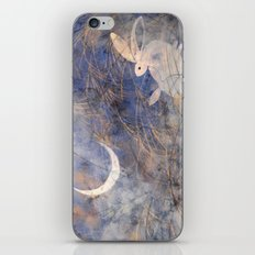 Tsuki-mi iPhone & iPod Skin
