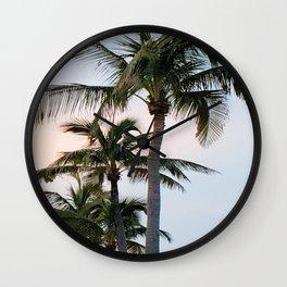 Lauderdale Palms Wall Clock