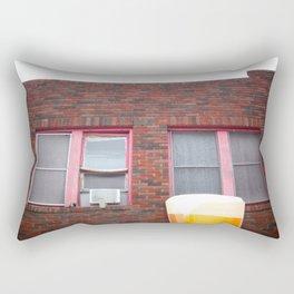 6th street  Rectangular Pillow