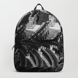 assigned seating Backpack