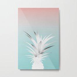 ananas comosus Metal Print