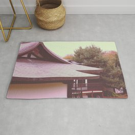 Japanese Peace Building Rug