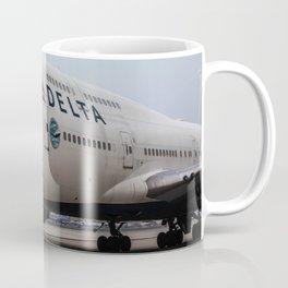 The last 747 in San diego Coffee Mug