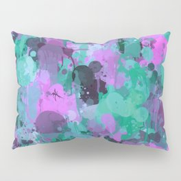 Rhapsody of colors 5. Pillow Sham