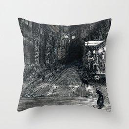 Jellicle Cats Throw Pillow