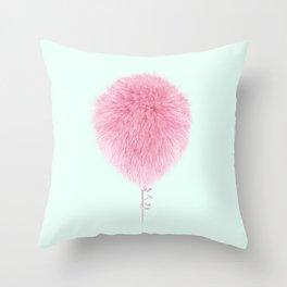 FURR BALOON Throw Pillow