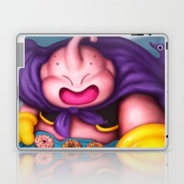 Buu - Social Monsters #01 Laptop & iPad Skin