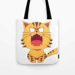 Toradora Cute Tiger And Dragon Tote Bag