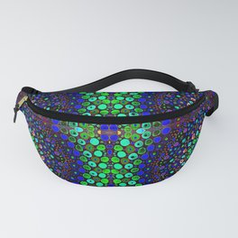 Mosaic Fanny Pack