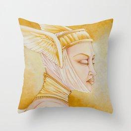The Seraphim Throw Pillow