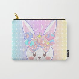 Fairy Kei Decora Bunny Carry-All Pouch