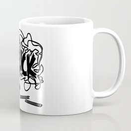 F* Tape Jam Coffee Mug