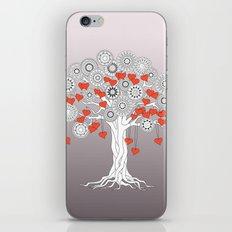 tree of love with mandalas iPhone & iPod Skin