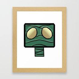 Amumu Blocks Framed Art Print
