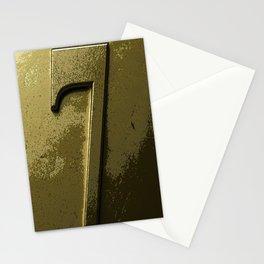 GOLD BOLD 7 ART Stationery Cards