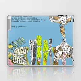 Jx3 Poem - 6 Laptop & iPad Skin