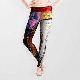 Glory of the heroic age Leggings