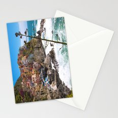 We're All Here Stationery Cards