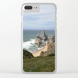 Praia da Ursa Clear iPhone Case