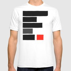 Redacted X-LARGE Mens Fitted Tee White