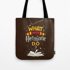 What Would Hermione Do? Tote Bag