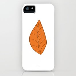 Breathe And Stay Calm iPhone Case