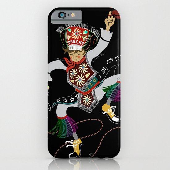 Peruvian Scissors Dancer iPhone & iPod Case