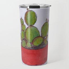 Love my cactus Travel Mug