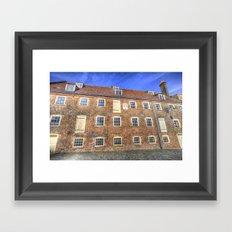 House Mill Bow London Framed Art Print