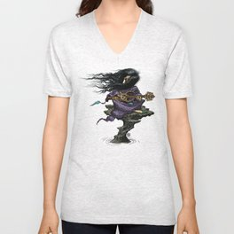 Songs & Inventions Unisex V-Neck