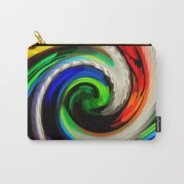 Twirled.... Carry-All Pouch