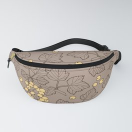 Currant Fanny Pack