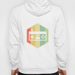 Classic Retro Vintage Gaming design 80s Gifts Hoody