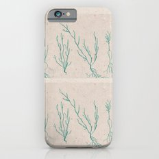 Plants in a Line iPhone 6s Slim Case