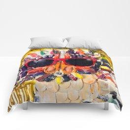 Marker Lion Comforters