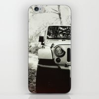 jeep iPhone & iPod Skins featuring Jeep by selfishmistakes