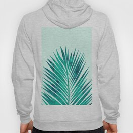 Composition tropical leaves XV Hoody