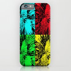 Columns of Pop Art iPhone 6s Slim Case