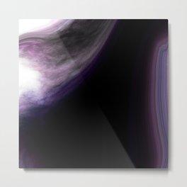 Soft Abstract 2 Metal Print