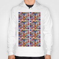 europe Hoodies featuring Europe/Europa by MehrFarbeimLeben