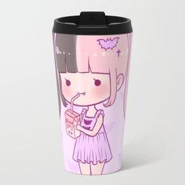 vampire girl Travel Mug