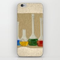 lab iPhone & iPod Skins featuring Lab by Nikolay Raikov