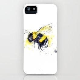 Bumble Bee - Buzz iPhone Case