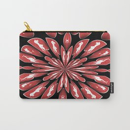 Cupid Kaleidoscope Carry-All Pouch